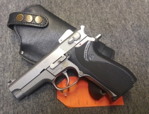 Smith & Wesson mod 5906, rosteri, cal 9 mm, TT=3