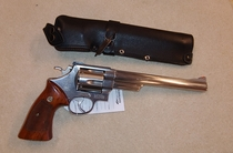 "Smith & Wesson mod 629-2,cal 44 Magn ,8,5 "", TT=2"
