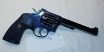 """Smith & Wesson mod. 14-2, 6 """", cal 38 Special, TT=2"""
