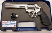 Smith & Wesson mod. 686-6, cal .357 Mag, TT=2