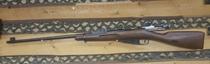 Sotilaskivääri, cal 7,62 x 53R, TT=2