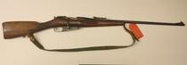 Sotilaskivääri cal. 7,62x53r TT=2