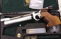 Steyer LP2 Standard , cal 4,5 mm, paineilmapistooli