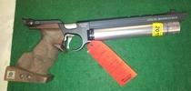 Steyer Mannlicher  LP 10, cal 4,5 mm, paineilmapistooli