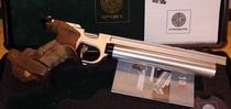 Steyr LP 10 E , cal 4,5 mm, paineilmapistooli