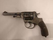 Tähti pistooli, mod 1933, cal. 7,62
