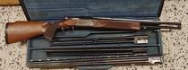 Tikka 412S Nickel yhdistelmä ase, TT=1, VASURI