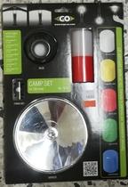Togo leiriytymis sarja Led Lenser lampuille