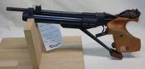 Toz mod. MK 46, cal 4,5 mm, puristeilmapistooli