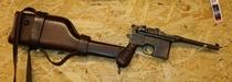 Ukko-Mauser, cal 9 mm, TT=3