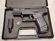 Umarex Walther CP99, cal 4,5mm, Co2