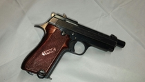 Unique B/cf-66, cal. 7,65 , TT3