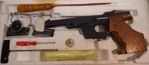Walther GSP, cal .22 LR, TT=3