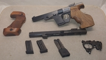 Walther GSP, cal .32/.22 LR, TT=3