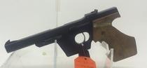 Walther GSP, cal. 22 LR, TT=3