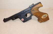 Walther GSP , cal 22 LR, TT=3