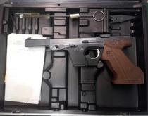 Walther GSP  22 LR pistooli