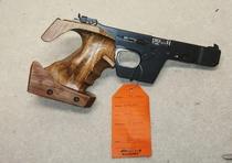 Walther OSP, cal .22 short, TT=3