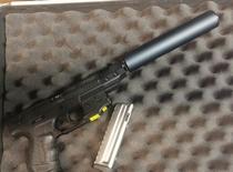 Walther P22, cal 22 LR, TT=3