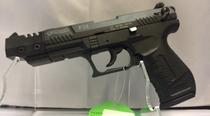Walther P22 Target, kal. 22 LR, TT=3