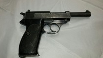 Walther P38, cal 9.0 mm, TT3