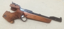 Walther mod. FP, cal .22LR, TT=1