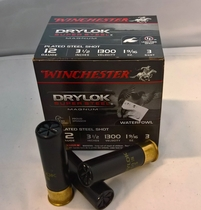 Winchester Drylock Super Steel Magnum 12/89 3,3 mm #3 (25kpl rasia)