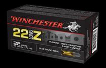 Winchester Long Z LRN 1,88g / 29gr (50kpl rasia) .22 LR