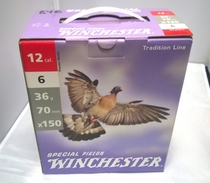 Winchester Special Pigeon 36g 2,7mm #6 (150kpl rasia) 12/70