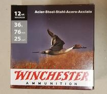 Winchester Steel Magnum 12/76