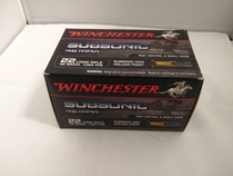 Winchester Subsonic Max 42gr (500kpl rasia) .22 LR