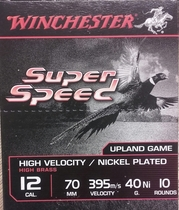 Winchester Super Speed 40g (10kpl rasia) 12/70 3,9mm