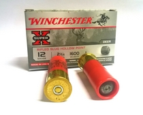 Winchester Super X Slug Hollow Point (5 kpl rasia) 12/70
