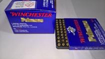Winchester iso pistoolinalli CWLP  (100kpl rasia)