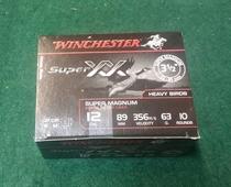 Winschester SuperXX, cal 12/89, 63 g