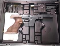 walther GSP  22lr pistooli